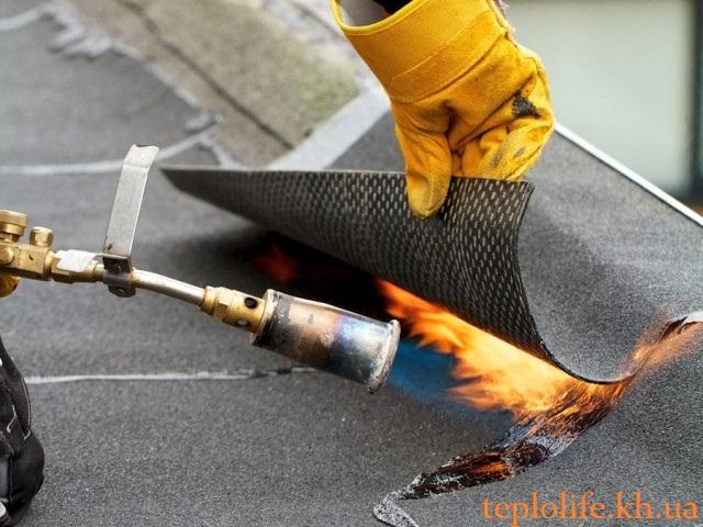 ремонт крыши Теплолайф